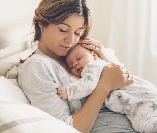 Baby En Moeder1